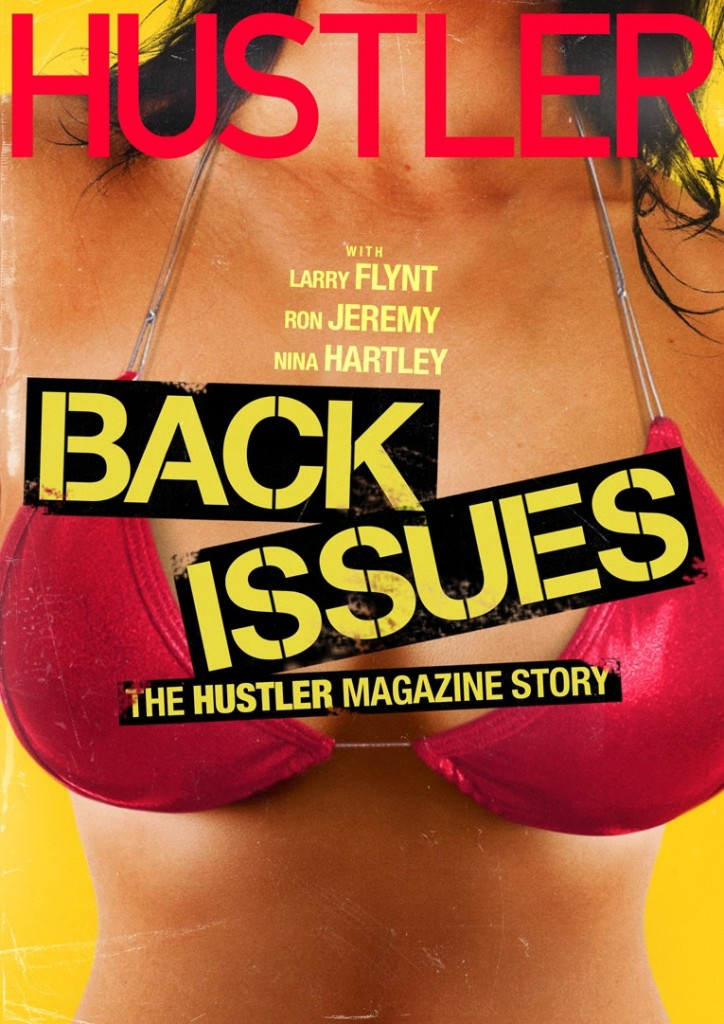 Hustler back issues kinky corner