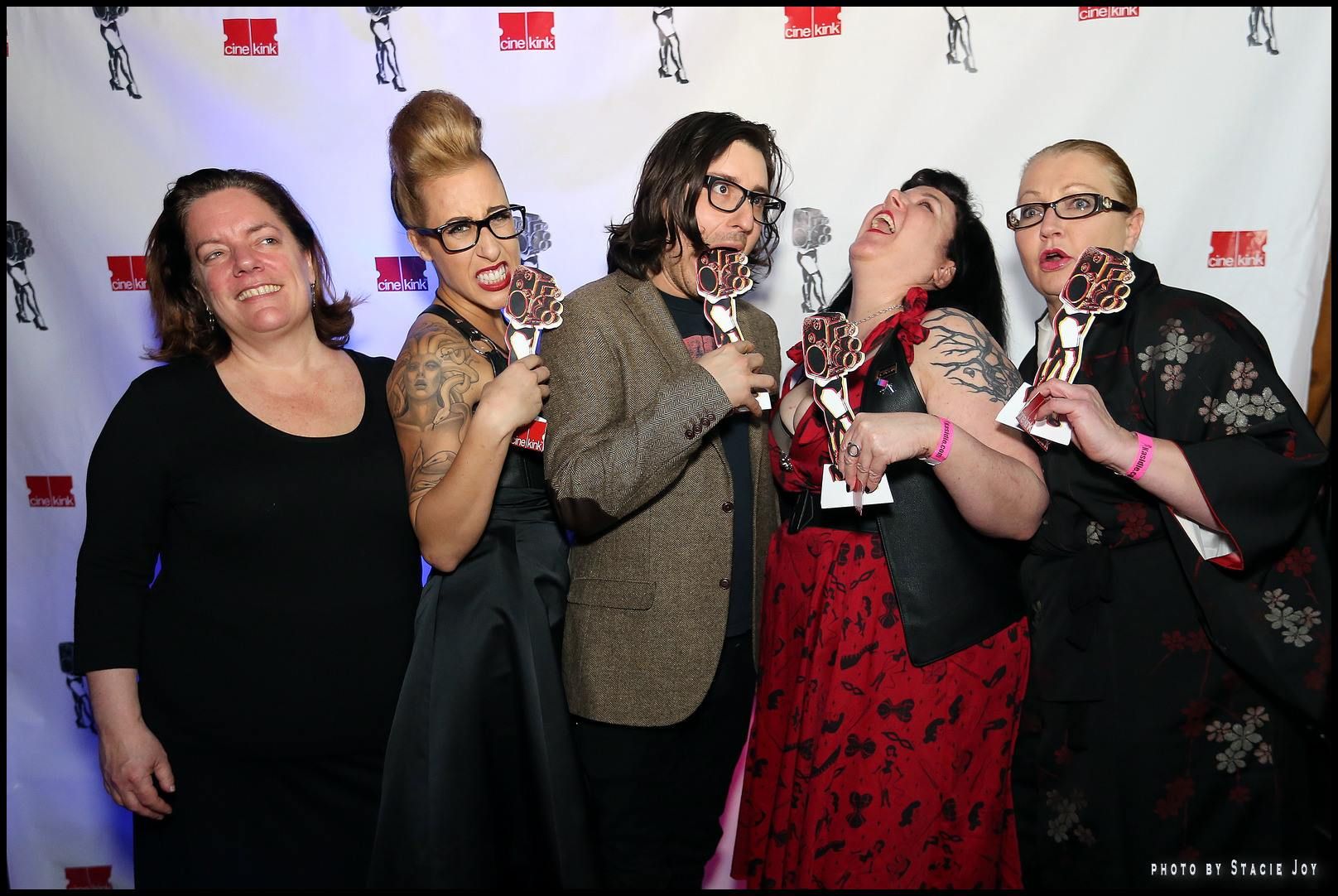 cinekink awards celebration @ Bowery Bliss